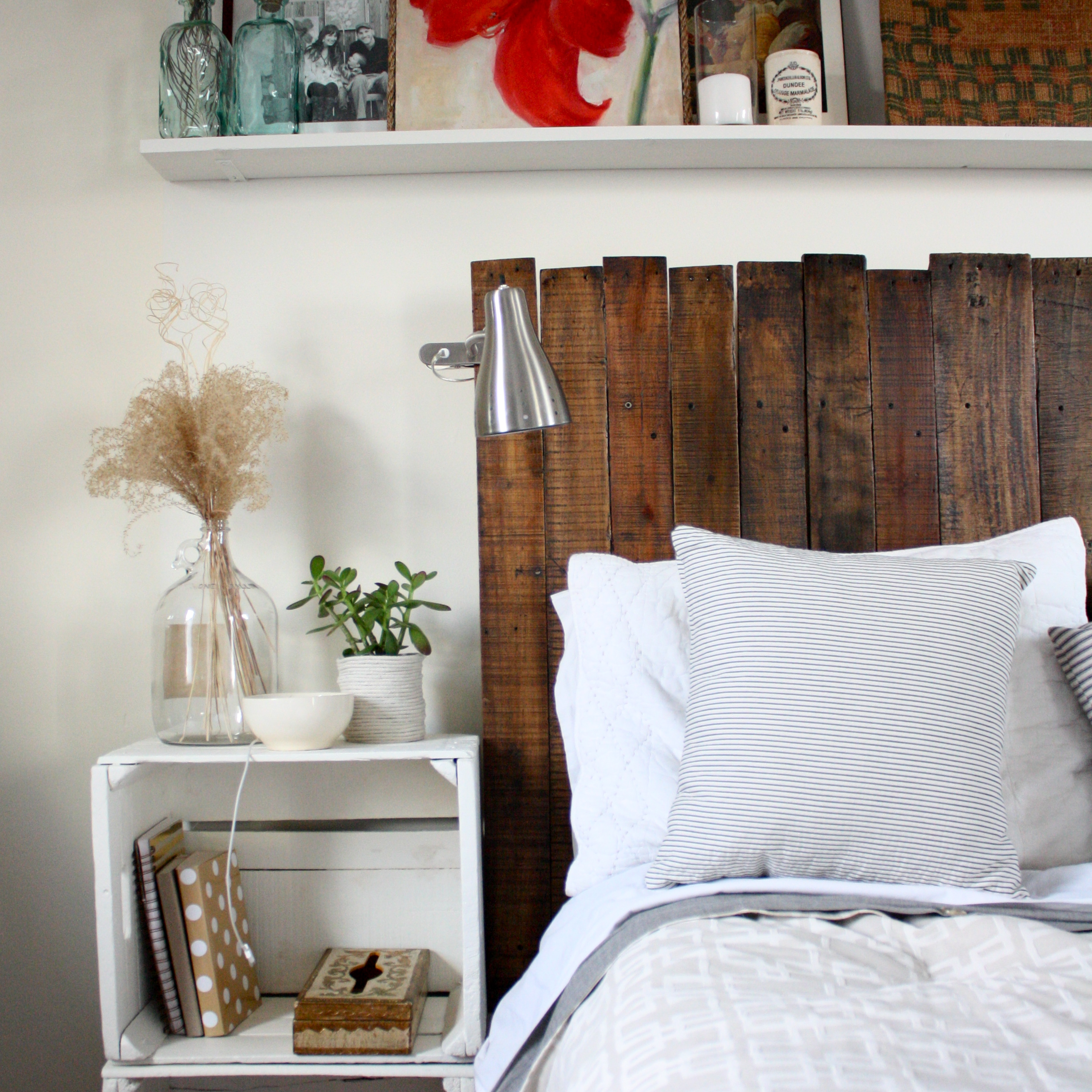 Diy pallet headboard rice designs for Headboard patterns